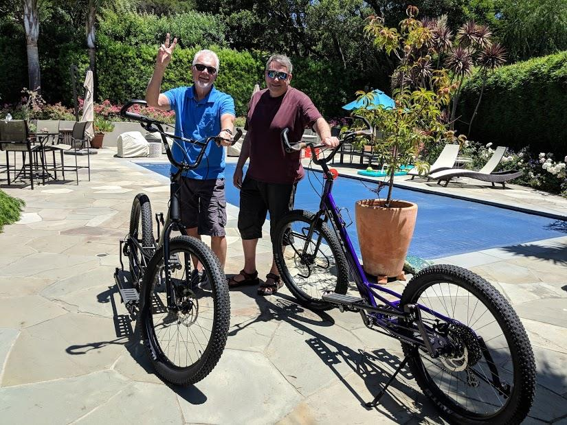 Jordy's Visit to Cyclete Cottage with Steven Ascher